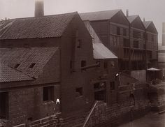 Ouseburn Glasshouse c1910 by Newcastle Libraries