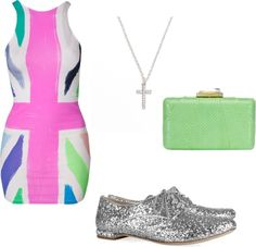 """Tori's Club Outfit"" by michaela-ann on Polyvore"