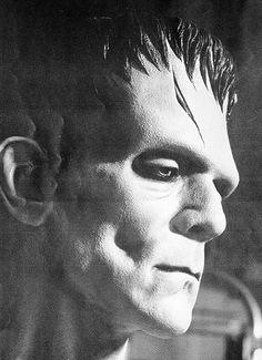 Frankenstein - Pensive