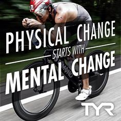 Physical change starts with mental change. #getfit