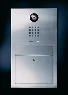 videofon Siedle Steel od technikadesign.pl