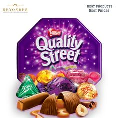 Grab from a range of #yummilicious #chocolates by #QualityStreet at http://beyonder.co/food/quality-street-400-gm?utm_content=social-s9p2l&utm_medium=social&utm_source=SocialMedia&utm_campaign=SocialPilot    Get #BestProducts at #BestPrices at #Beyonder