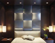 NITZAN DESIGN #Bedroom #Modern #Wall Panel