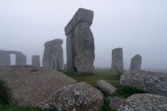 Stonehenge - I've been in the area but wasn't able to go