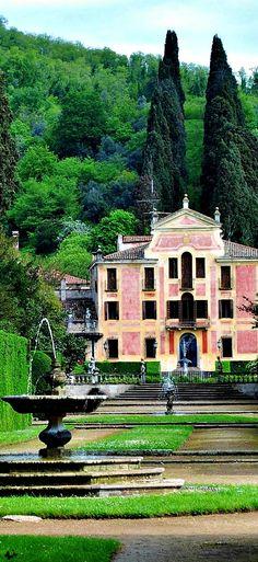 Travelling - Villa Barbarigo, Valsanzibio, Italy, Love love love this place