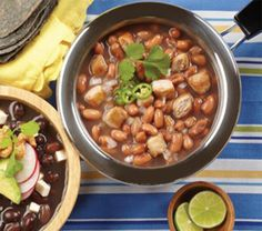 Frijoles de Tlaxcala Receta http://www.cocinavital.mx/?p=4851