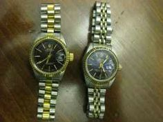 2 womens ROLEX rerpo for cheap looks very real...very nice selling (nw houston)