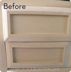 Modern PVC Pipe Dresser Makeover » Curbly | DIY Design Community