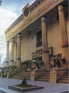 Mão de Vaca: É do seu tempo? Cine Azteca na rua do Catete. Hoje funciona a galeria Catete 228.