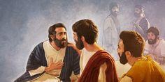 Gesù dice a Pietro di tornare e rafforzare i suoi fratelli