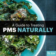 PMS symptoms - Dr. Axe