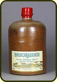 Bruichladdich Peat, Infinity 3, Bourbon Cask ..All different, all good..We don't have this bottle pictured, though- that would be sweet
