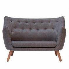 Poet Sofa - Finn Juhl #FinnJuhl, #furniture, #sofa