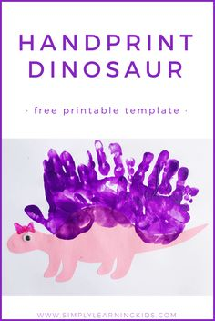 This week we created a fun Handprint Dinosaur to go along with our Safety theme and the book How Do Dinosaurs Stay Safe. We got the idea from an image I found on Pinterest, but it didn't lead to a blog post and I couldn't find a dinosaur template to use. Because of this, I wanted to share our project... Read More