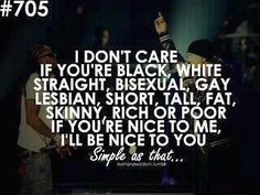 plain and simple :)