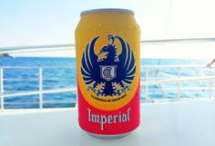 Manuel Antonio Beach & Catamaran Cruise // Manuel Antonio National Park, Costa Rica #travel #imperial #beer #boat