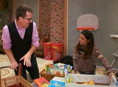 Peter Walsh Helps Gretta Organize Her Son's Toys - 3 min video with great tips & ideas! Organizing Ideas, Home Organization, Tall Basket, Over The Door Organizer, Peter Walsh, Toy Rooms, Crazy Life, Kid Spaces, Own Home