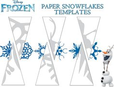 frozen-activity-paper-snowflakes