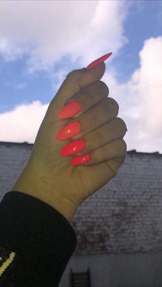 Neon nails Neon Nails, Ongles, Nails