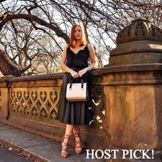❤️HOST PICK!❤️ Zara Leather Pleated Skirt worn only a couple times- brand new condition.   ✔️Shipped ASAP  ✔️Surprise present included  ✔️Bundles ❌PayPal ❌Trades Zara Skirts Midi