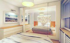 Projektowe Pola — Bedroom by #ProjektowePola 2.0 #bedroom...