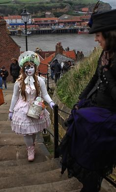 Whitby Gothic Weekend Photos / Pictures Gallery - Whitby | Real Whitby | Whitby News | North Yorkshire