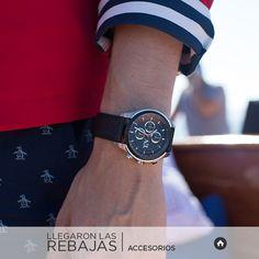 Reloj - ArmaniExchange #LlegaronLasRebajas