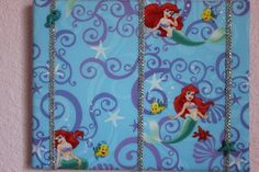 Hey, I found this really awesome Etsy listing at https://www.etsy.com/listing/190531178/disney-the-little-mermaid-ariel-bow
