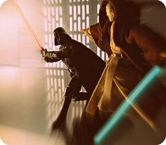 Using the force by beru whitesun, via Flickr. This is merely toy photography!!! Amazing, right!?
