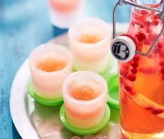 Damit entfällt der #Abwasch: #Schnapsglas-Eisform für €6,95 bei #Tchibo