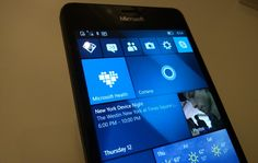 What's new in Windows 10 Mobile support page helps users get started with a lot of details