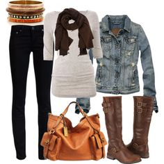 Ready to dress for fall!