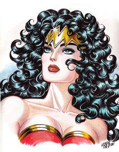 Wonder Woman by Wendy Pini