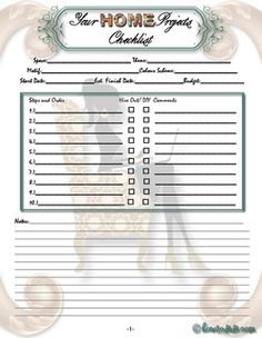 tips and tricks to organize and manage your household more efficiently. Household, Printables, Print Templates, Printable Templates