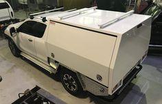 Mazda BT 50 Custom Canopy Photos - Penny Industries