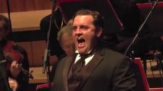 Michael Spyres. Tenor, ' Oui, j'irai dans les temples' (Gaetano Donizetti, Les Martyrs, 1840) Mr. Spyres, whom I heard in this today on Saturday Afternoon at the Opera with Ben Hepner on CBC2, gets into Vocal Athletes for the E natural he hits - and holds - at 2:20. But he's excellent in all other ways.