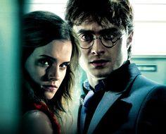 Harry Potter & Hermione Granger