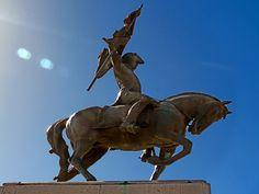 https://flic.kr/p/6d97jr | Luján _ Monumento a Belgrano | Monumento del General Manuel Belgrano, se eleva majestuoso en la plaza que lleva su nombre, en la ciudad de Luján, Provincia de Buenos Aires _  ARGENTINA