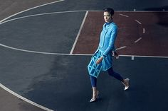 The 8 New Designers We're Betting On In 2015 #refinery29  http://www.refinery29.com/best-new-fashion-designers-2015#slide-9  50 shades of blue.