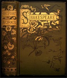 shakespeare = love, scorne, death, madness, and wonderful adventures... it's a package deal.