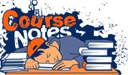 Course-Notes.Org provides free notes, outlines, vocabulary terms, study guides, practice exams, and much more.  http://www.course-notes.org/