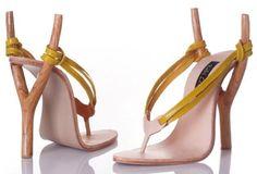 sapatos femininos estranhos - Pesquisa Google