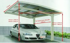 motorized pergola carport tent