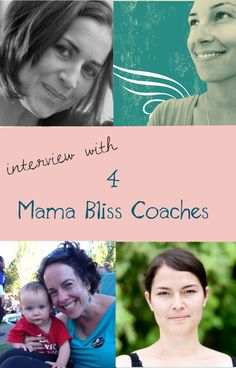 Four Mama Bliss Coaches Share Their Story