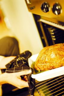 How to roast a #turkey the day before serving it. #Thanksgiving