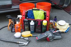 How to Wash, Wax, and Detail Your Car Like a Pro   The Wirecutter