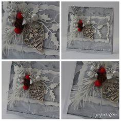 papieroffka kartka scrapbooking Boże Narodzenie święta