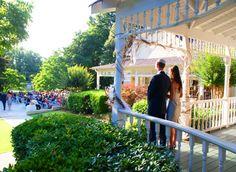 Carlyle House, Terrace Wedding