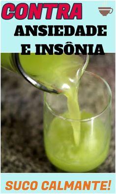 SUCO CALMANTE PARA RELAXAR, DORMIR BEM E DESESTRESSAR – COMBATE INSÔNIA E ANSIEDADE! #suco #calmante #facil #verde #relaxar #dormir #bemestar #desestressar #saude #vida #receita #caseira #receitinha #sono #rapido Sumo Natural, White Wine, Cucumber, Alcoholic Drinks, Food And Drink, Personal Care, Healthy Recipes, Tableware, Comidas Light