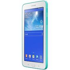 Samsung Galaxy Tab 3 Lite SM-T110 8 GB Tablet - 7 - Wireless LAN Dual-core (2 Core) 1.20 GHz - Blue, Green - 1 GB RAM - Android 4.2 Jelly Bean - Slate - 1024 x 600 128:75 Display - Bluetooth - GPS - 2 Megapixel Rear Camera - Dual-core (2 Core)